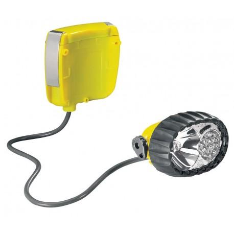 E63 L14 / FIXO DUO LED 14  Hybrid headlamp for attachment to helmet PETZL
