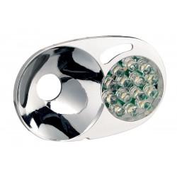 PETZL MODU'LED 14 DUO  Hybrid-Reflektor + 14 LED-Modul