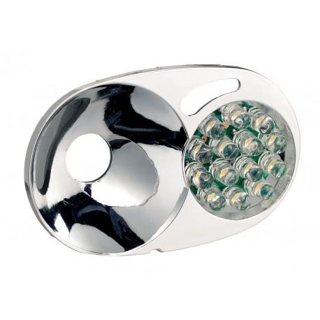 E60970 / MODU'LED 14 DUO  Hybrid-Reflektor + 14 LED-Modul  PETZL