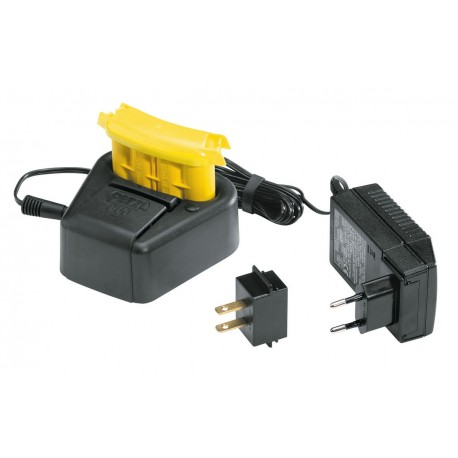 E65 2 / ACCU DUO + EUR/US CHARGER Large capacity rechargeable battery for DUO LED PETZL