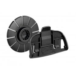 E93001 / KIT ADAPT  Befestigungssystem zum Anbringen einer Stirnlampe an einem Helm PETZL