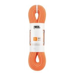 R36AO / VOLTA® GUIDE 9,0 mm Ultra-ľahké a kompaktné 9,0 mm lano pre horolezectvo PETZL