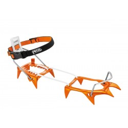 T01A LLF / LEOPARD LLF  Ultra light crampon with LEVERLOCK FIL binding PETZL