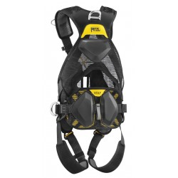 C72WFA / VOLT® WIND  Fall arrest and work positioning harness for the wind power industry PETZL