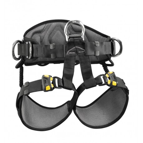 C79AFA / AVAO® SIT FAST  Seat harness for work positioning and suspension PETZL
