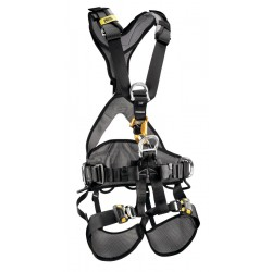C71CFA / AVAO® BOD CROLL® FAST European version  Comfortable harness PETZL
