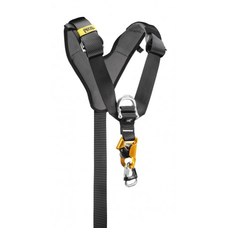 C81CAA / TOP CROLL®  Brustgurt PETZL