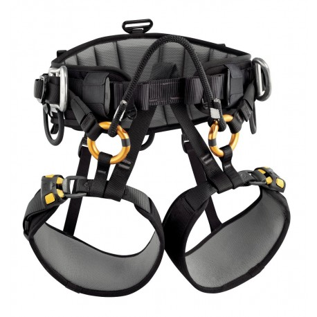 C69BFA / SEQUOIA SRT  Tree care seat harness PETZL