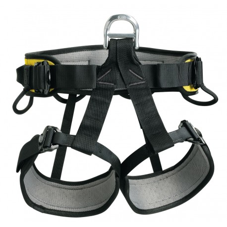 C38AAA / FALCON  Lightweight seat harness for rescue PETZL