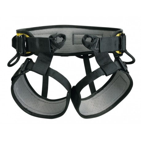 C38BAA / FALCON ASCENT  Seat harness for rope ascents PETZL