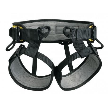 C38BAA / FALCON ASCENT  Sitz- und Haltegurt für den effizienten Aufstieg am Seil PETZL