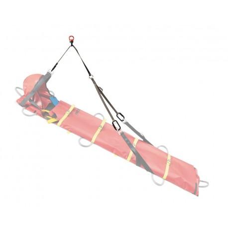 S59 / STEF  Neigevorrichtung für die NEST-Rettungstrage PETZL
