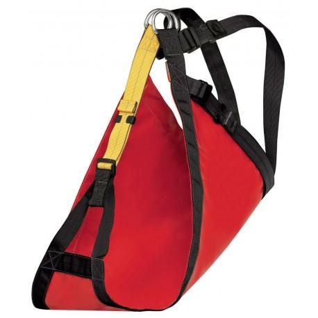 C80BR / PITAGOR  Evacuation triangle with shoulder straps PETZL