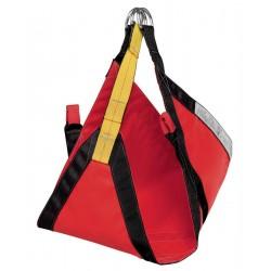 C80 / BERMUDE Evakuačný trojuholník bez ramenných popruhov PETZL