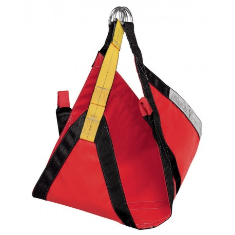 C80 / BERMUDE  Evacuation triangle without shoulder straps PETZL