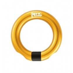 P28 / RING OPEN  Multi-directional gated ring PETZL