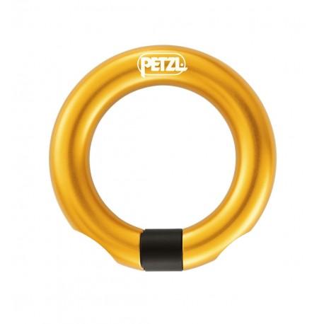 P28 / RING OPEN  Richtungsunabhängige, aufschraubbare Öse PETZL