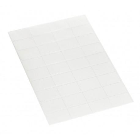 A10100 / Transparent stickers for VERTEX and ALVEO helmets PETZL