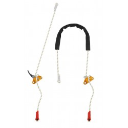 L52A / GRILLON Adjustable lanyard for work positioning PETZL