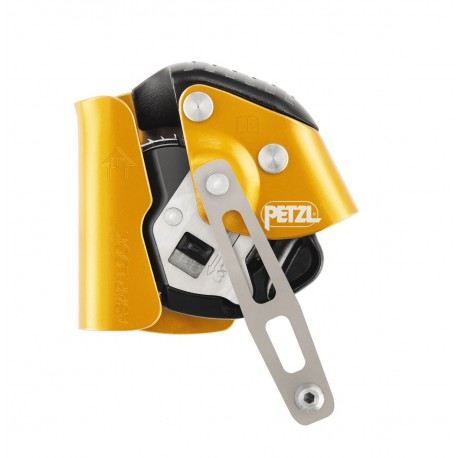 B71ALU / ASAP® LOCK Pohyblivý zachytávač pádu so zaisťovacou funkciou PETZL