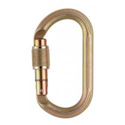 PETZL OXAN Oval steel carabiner
