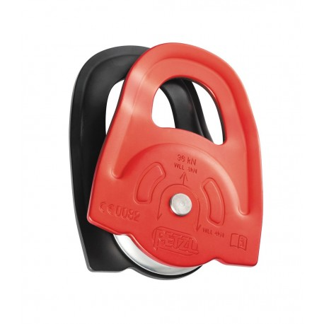 P60A / MINDER  High strength, very high efficiency Prusik pulley PETZL
