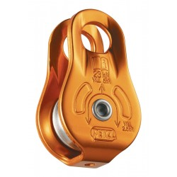 P05W / FIXE  Versatile compact pulley PETZL
