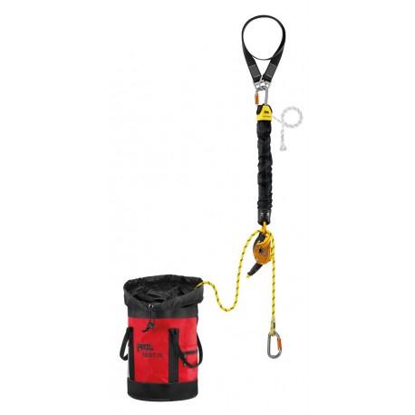 K90030 / JAG RESCUE KIT  Reversible rescue kit PETZL