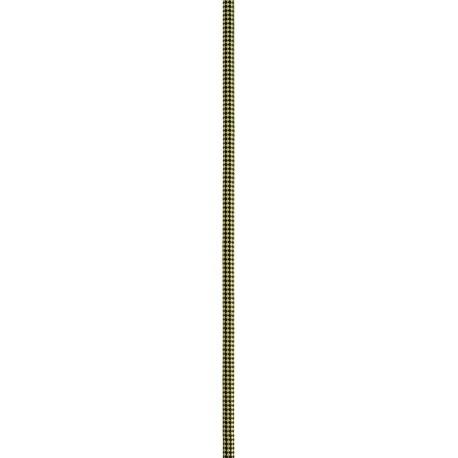R74Y / AXIS 11 mm  Nízkoprieťažné lano s vynikajúcou odolnosťou pred oderom PETZL