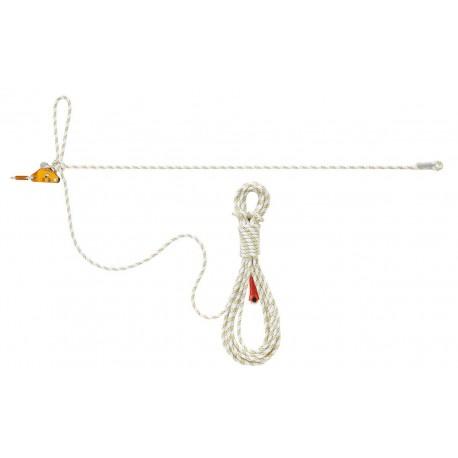 L52A / GRILLON Lifeline  Temporary horizontal lifeline PETZL
