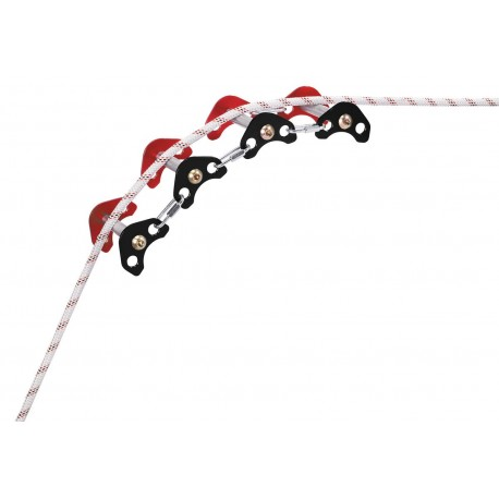 P68 / SET CATERPILLAR  Modularer Seilschutz PETZL