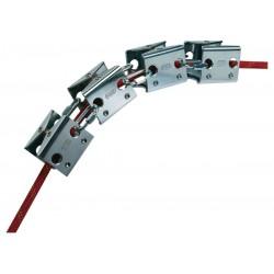 PETZL ROLL MODULE  Modularer Seilschutz mit Rollen