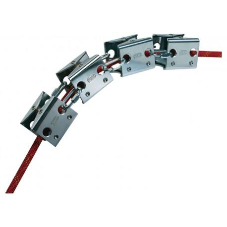 P49 / ROLL MODULE  Hranová ochranná kladka s valčekmi PETZL