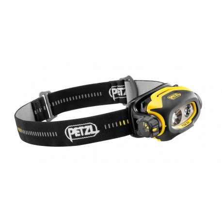 E78CHR 2 / PIXA® 3R  Dibíjateľná čelovka s kombinovaným svietením pre časté používanie PETZL