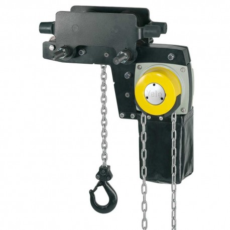 Yalelift LH  Hand chain hoist with integrated push or geared type trolley (low headroom) Yale