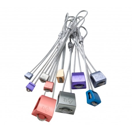 225215 / BLACK DIAMOND STOPPER SET 4-13