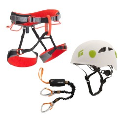 620127 / BLACK DIAMOND EASY RIDER VIA FERRATA PACKAGE