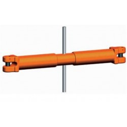 PEWAG KSSW Clevis Turnbuckle