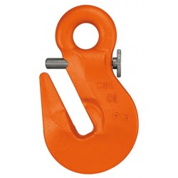 PEWAG PSW  Grab hook with safety catch