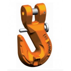 PEWAG KPSW Clevis grab hook with safety catch