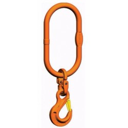 PEWAG ÜW Transition assemblies for single hooks