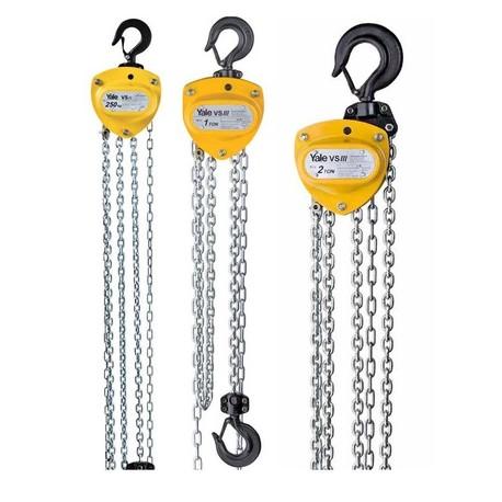 YALE VSIII Hand chain hoist