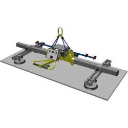 Vákuový uchopovač VM 150/4 - 2,5x1