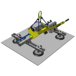 Vákuový uchopovač VM 150/4 - 1,5x1