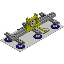 Vákuový uchopovač VM 1000/6 - 2,5x1