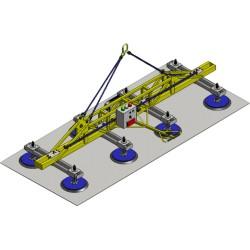 Vákuový uchopovač VM 4000/8 - 5x1,5