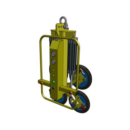 Vákuový uchopovač VM 250/4 - 90°- PNEU/E