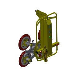 Vákuový uchopovač VM 250/4 - 360°/E/T