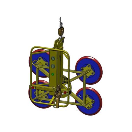 Vákuový uchopovač VM 400/4 - 360°-EL