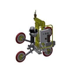 Vákuový uchopovač VM 350/4 - 90°- 90°/HYD